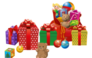 02 Transparent_Christmas_Presents_PNG_Clipart